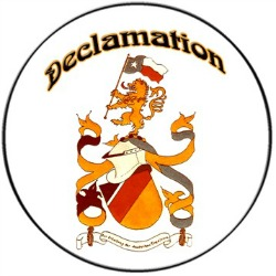 Declamation Rules